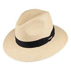 Stetson Hats Marrcellus Safari Panama - Natural  f6570fc0215