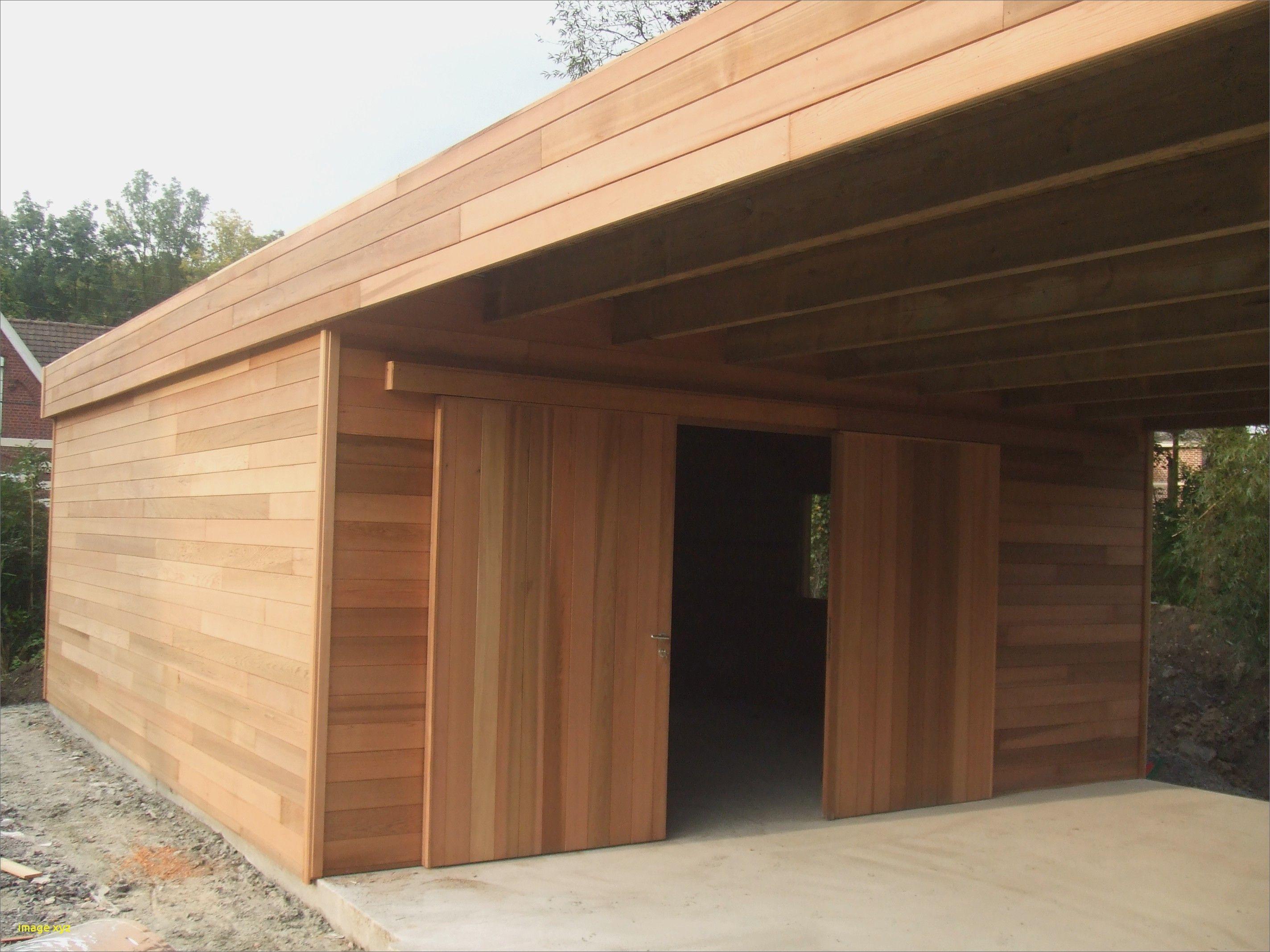 Fabricant De Carport Vend E Avec Garages Bois L Gant Garages Et Carports En Bois In 2020 Carport Garage Diy Carport Wooden Garage