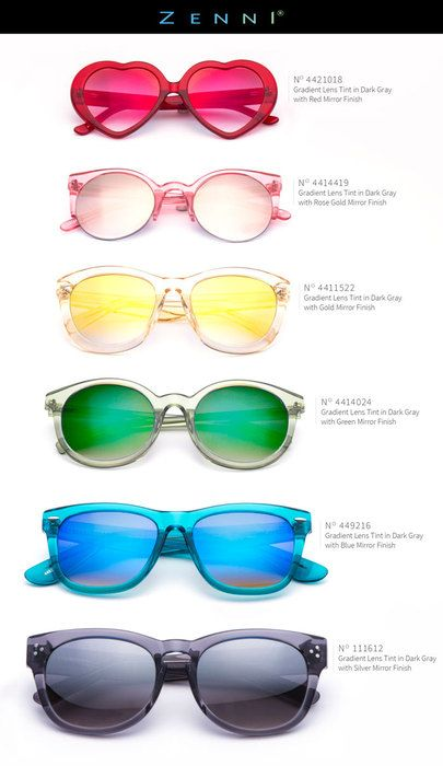 mirror finish for every color of the rainbow also fashion rh pinterest