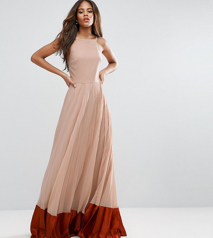 Cedar Pleat Dress   In a luxe satin charmeuse, this