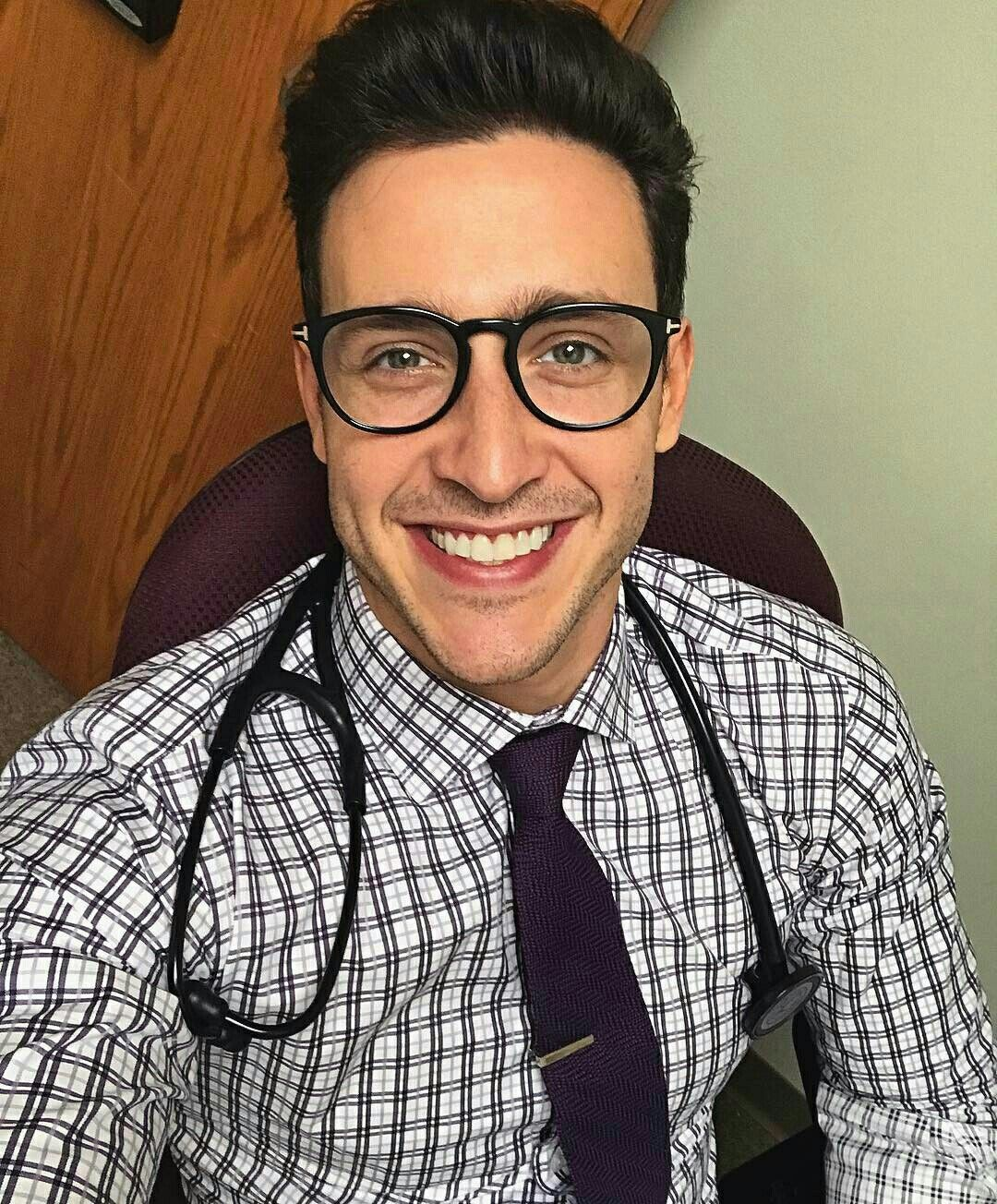 Cute Guy And His Doc