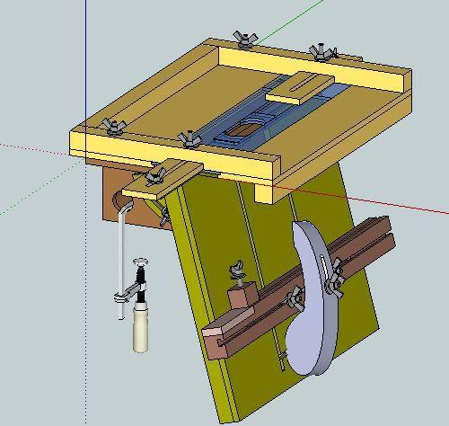gabarit tenon et mortaise par toutenbois gabarit pinterest mortaise tenon mortaise et. Black Bedroom Furniture Sets. Home Design Ideas