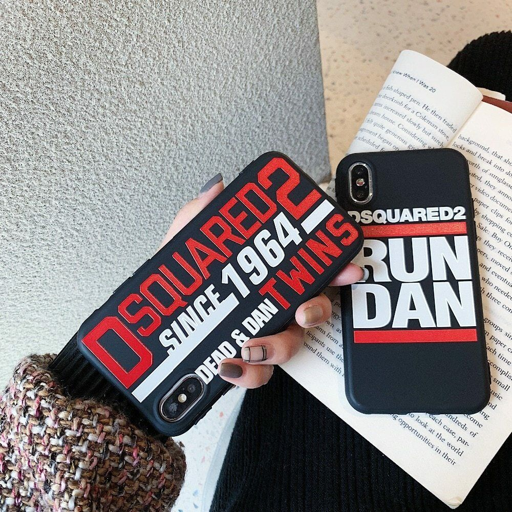 coque iphone xs max dsquared