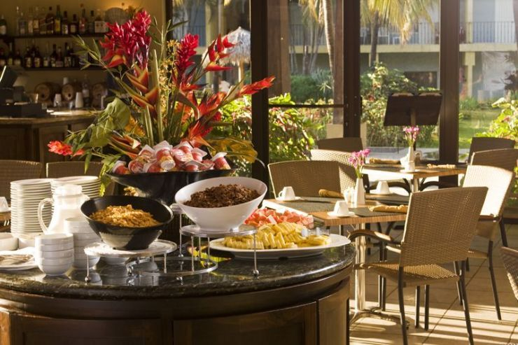Fabulous cuisine at Flamingo Beach Resort - http://www.govisitcostarica.com/listings/listingDetails.asp?coid=852