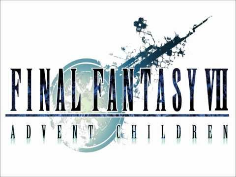 Final Fantasy Vii Advent Children Soundtrack Cloud Smiles