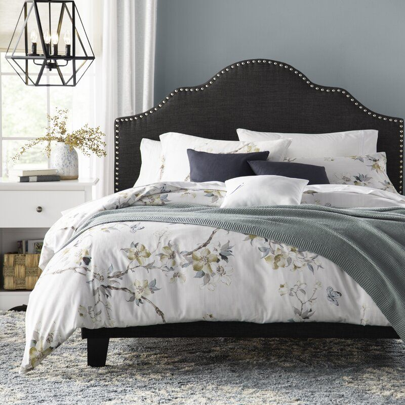 Kinnison Upholstered Standard Bed Upholstered panel bed