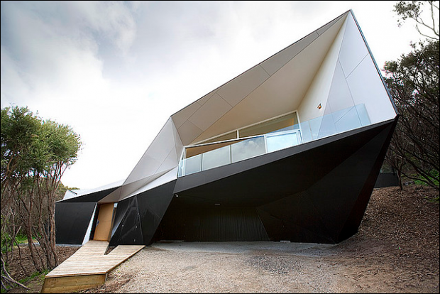 40 Bizarre and Incredible Building Design – Klein Bottle House in Rye, Victoria, Australia