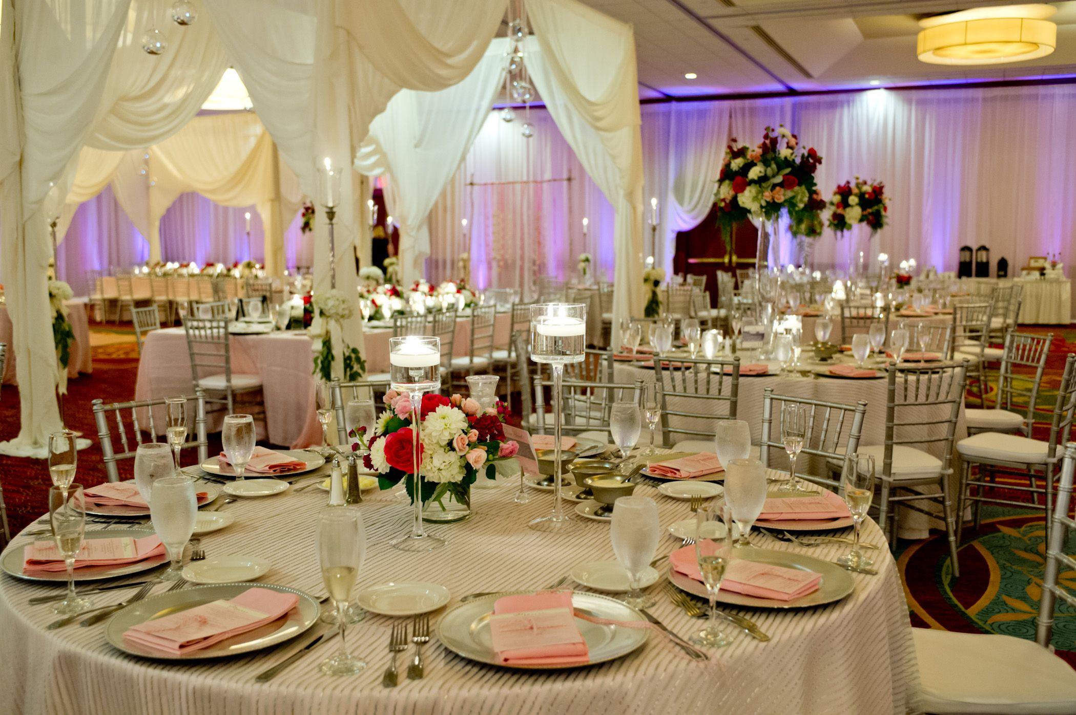 Wedding reception decoration images  nsideringlilies  TablesReception Decor  Pinterest