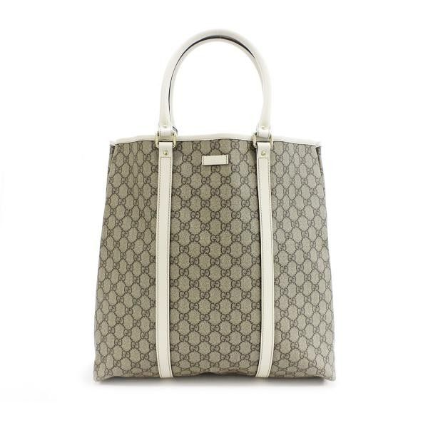 24a181c1e5b9 GUCCI GG Plus Handle bags Brown PVC 223668 | Luxury Consignment ...
