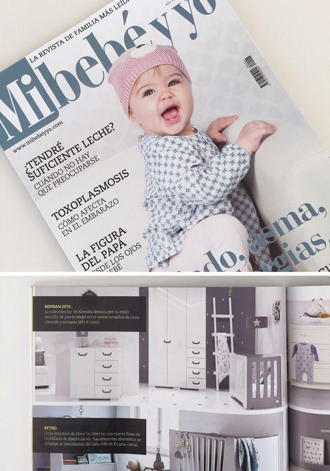 La nueva colección de muebles de #bebé Alondra Joy Etnik acaba de ...