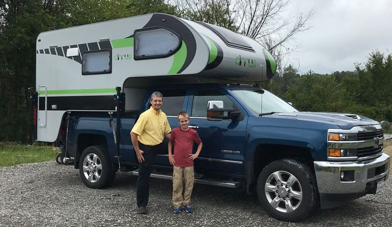 Nucamp Cirrus 720 Dare Report And Product Evaluation Truck