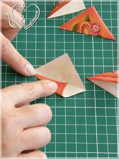 Kurs – Teebeutel falten – Papiervarianten von Asiola