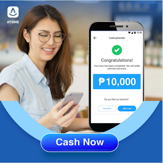Atome Credit Is The Most Trustworthy Cash Lender In Philippines They Provide Fast Simple Transparent And Secure Loan Easy Cash Lending Company Consumer Debt