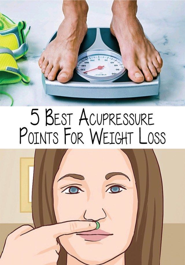#acupressure #beautytips #fitness #points #weight #here #best #loss #forHere 5 Best Acupressure Poin...