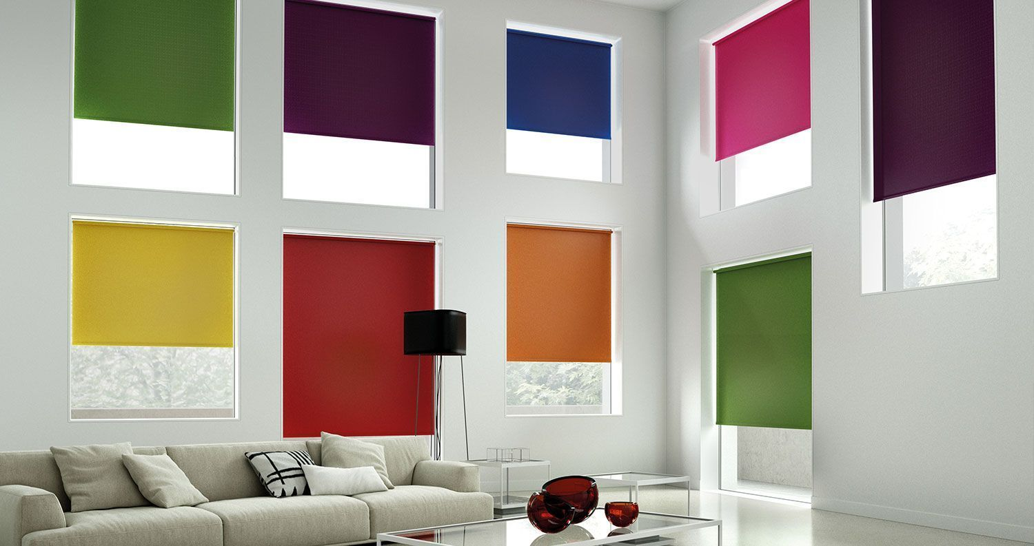 Add a splash of colour to your home simple yet eye catching ek
