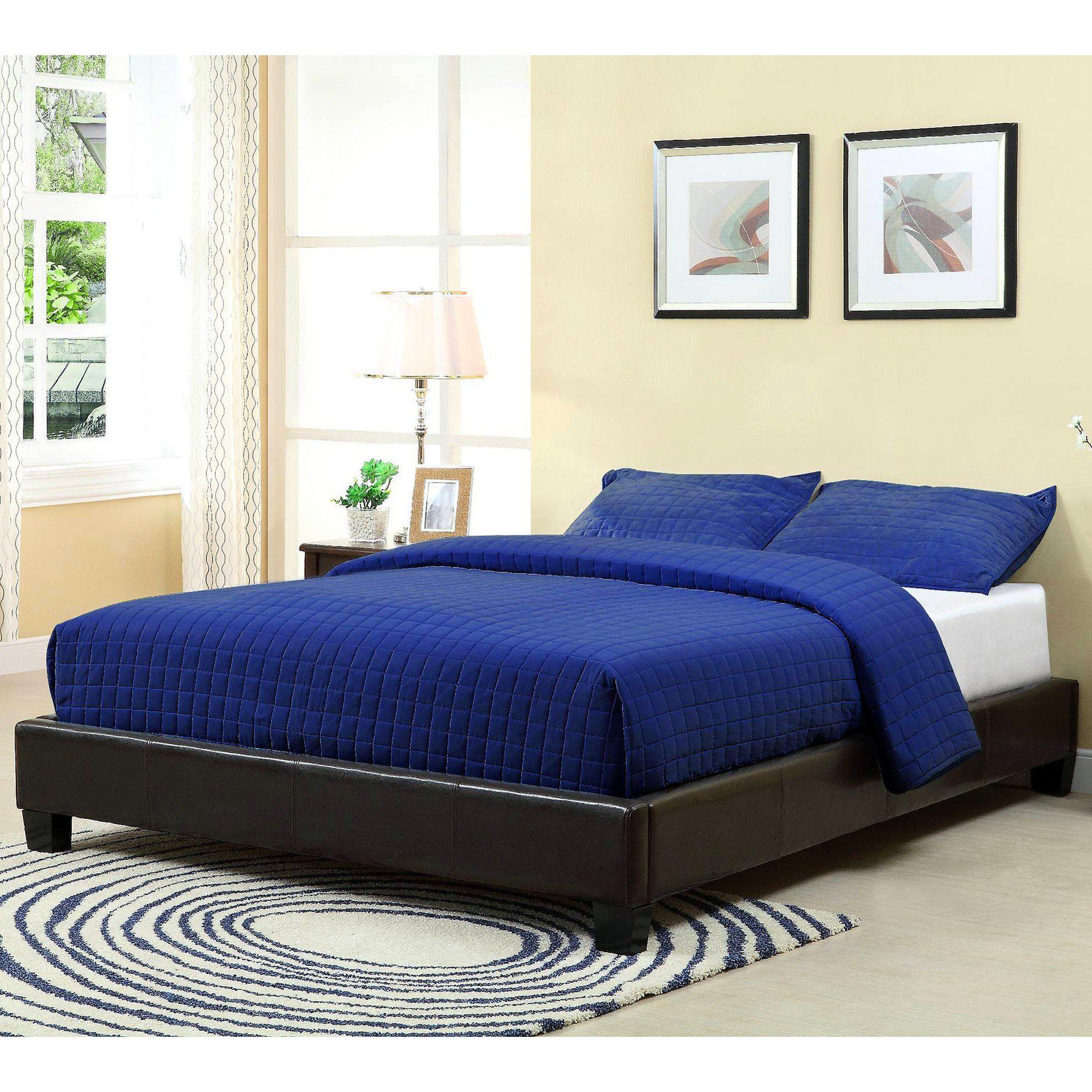 The Ledge Platform Bed  Moledg  Sleepys