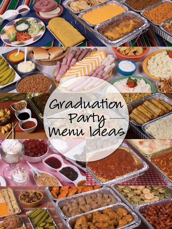 large party dinner ideas