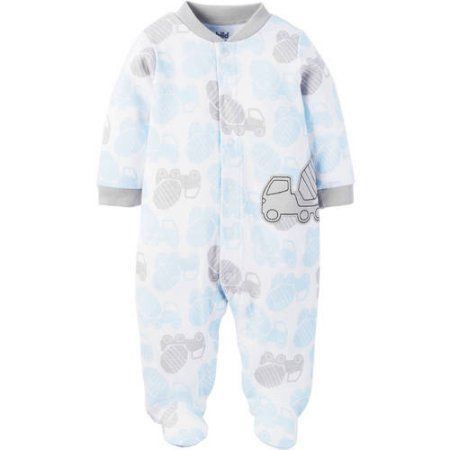 60bfaba97 Child of Mine By Carters Newborn Baby Boy Sleep And Play