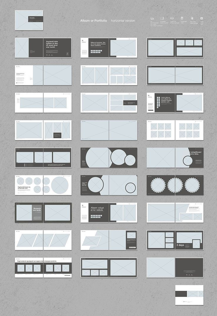 Portfolio Portfolio Bundle by TypoEdition on Creative Market Architectural Design Architectural Design graphique Bundle creative Market portfolio TypoEdition