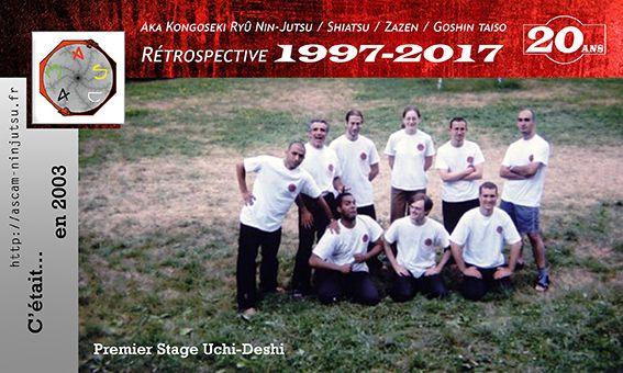 ascam ninjutsu - 2003