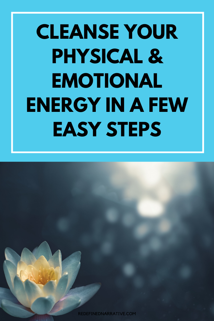 Remove Your Mental Blocks By Cleansing Your Energy In 2020 Energy Cleanse Energy Healing