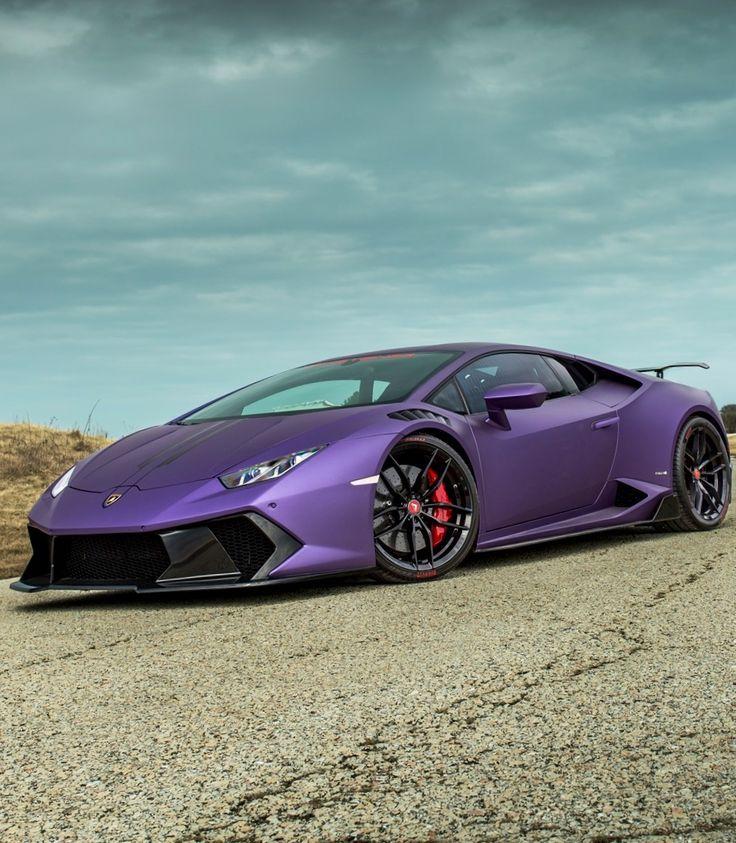 Nice Exotic cars 2017: Lamborghini Huracan by Vorsteiner... I ...