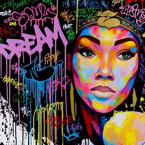 Street Art by Noé Two | InspireFirst