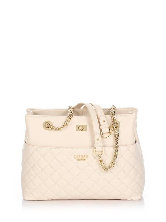 sac guess suave quilted