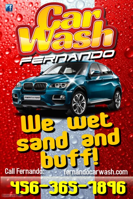 Create Amazing Posters For Your Car Related Business Or Event By