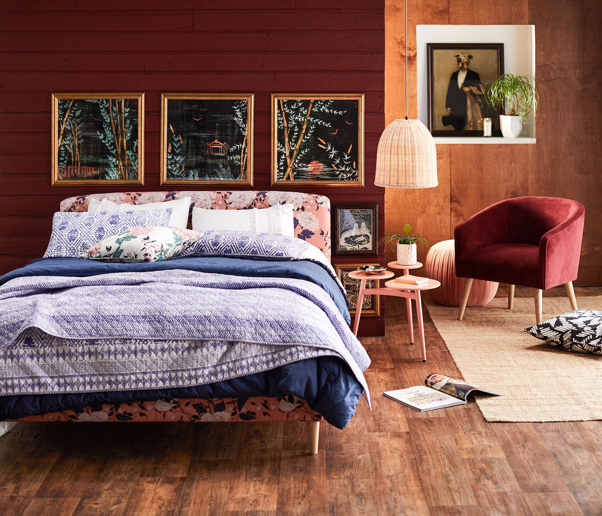Drew barrymore launches flower home at walmart home
