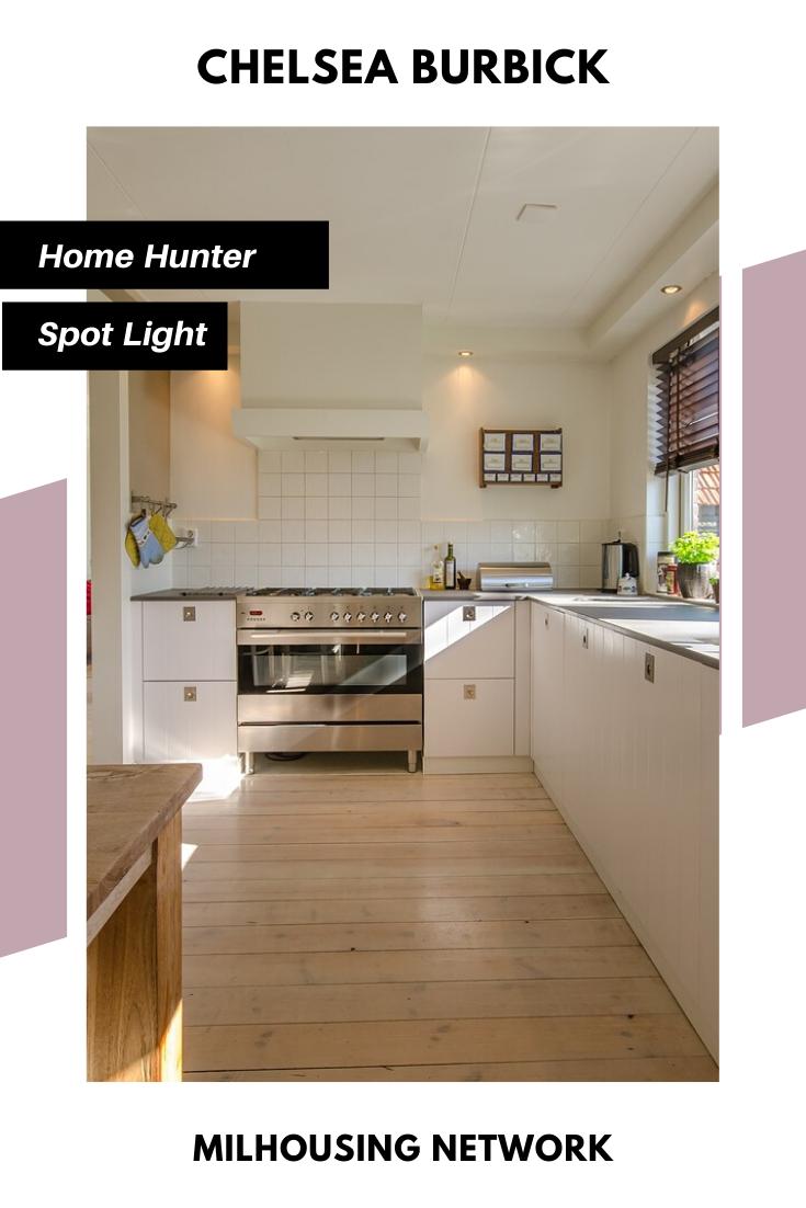 Chelsea Burbick Home Hunter Spotlight Home Kitchens Bathrooms Kitchen