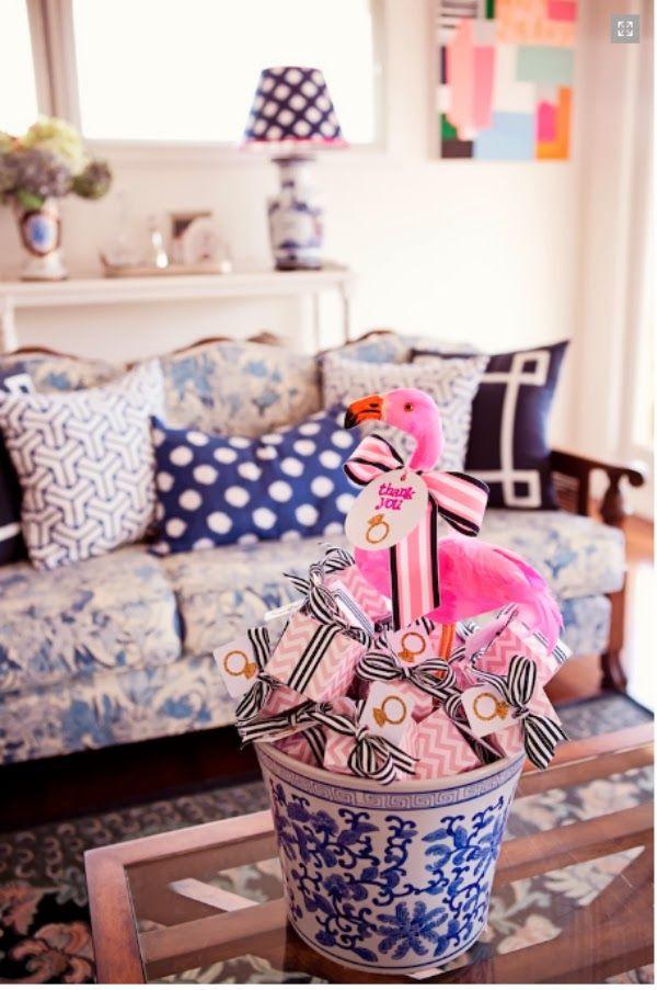 A Blue and Pink Preppy Kitchen Tea   Raising Miss Matilda :: San ...