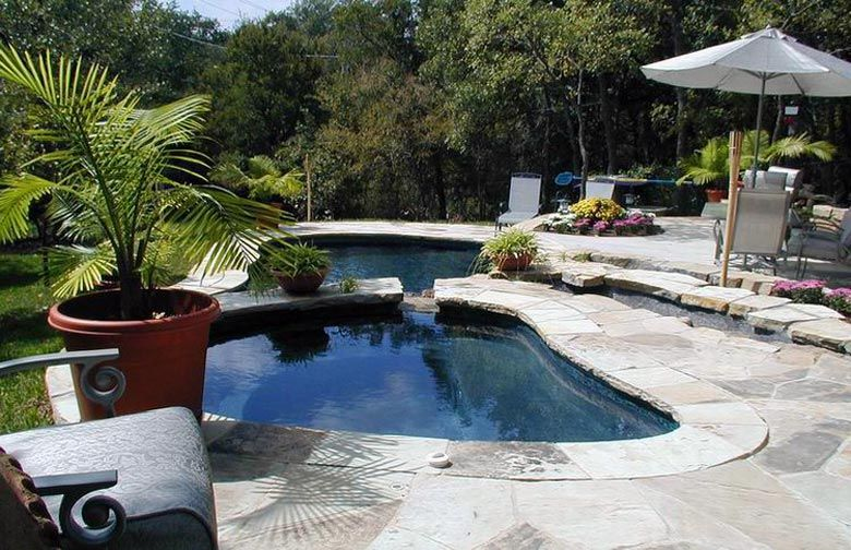 Swimming Pool Design Gallery - Creative Pool Design Ideas | Klein ...