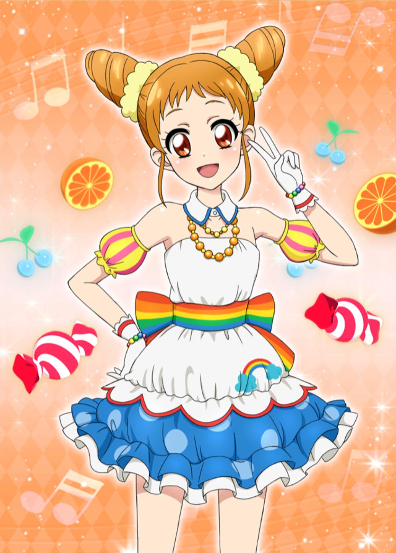 """The Rainbow Alice"" Otome Arisugawa Aikatsu! Photo on"