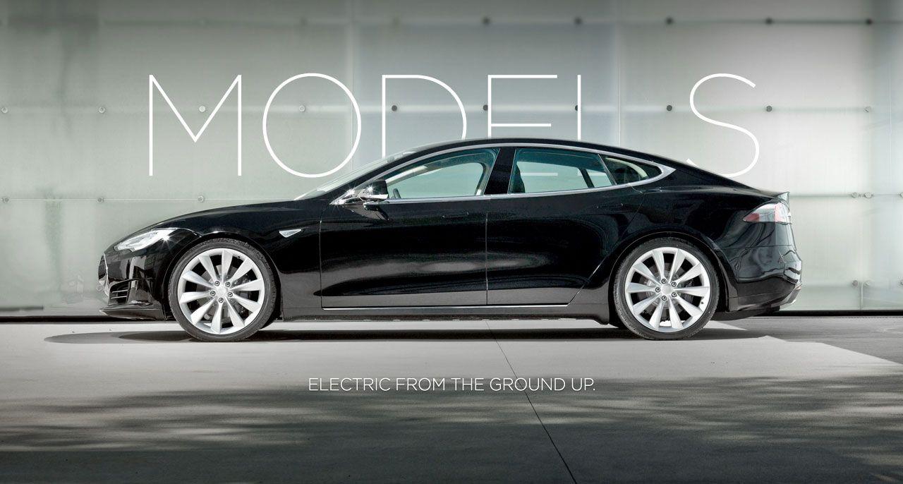 автомобиль tesla model s фото и цены