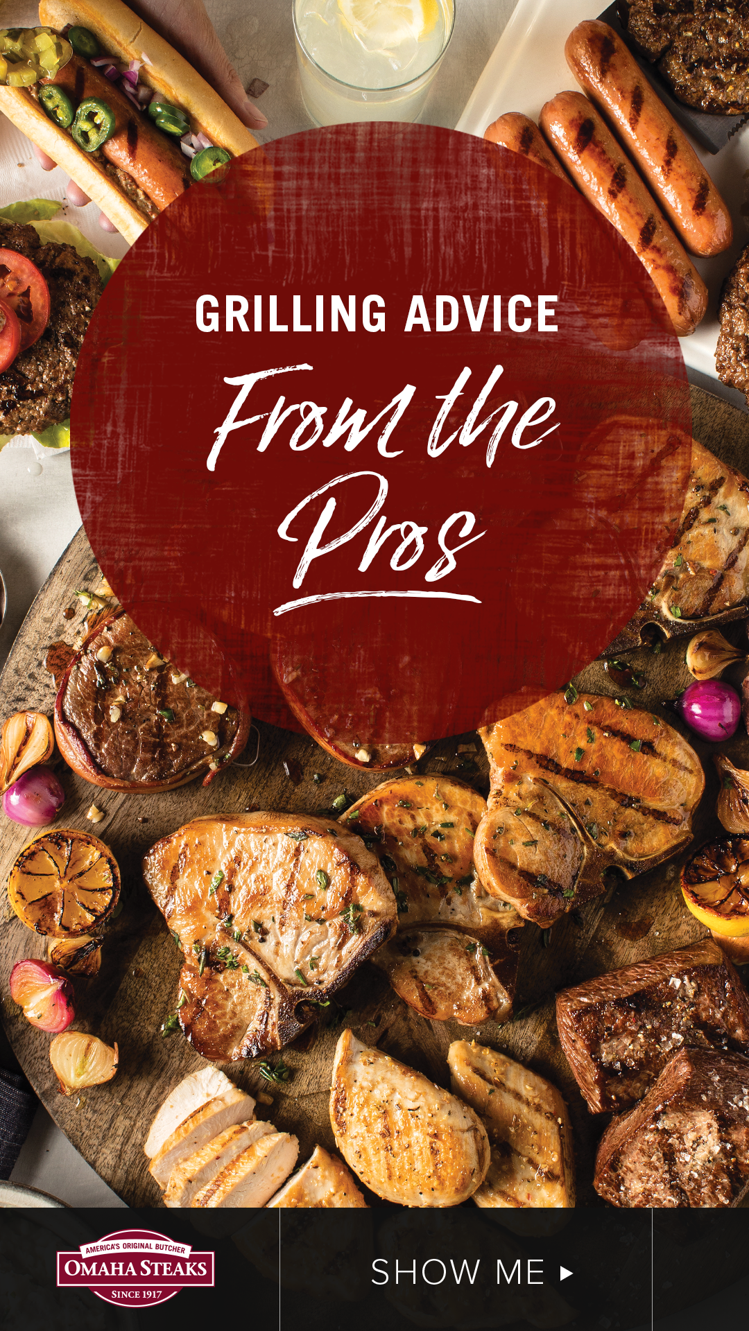 How To Grill Steaks Perfectly For Beginners Omaha Steaks How To Grill Steak Grilled Steak Recipes Cooking The Perfect Steak