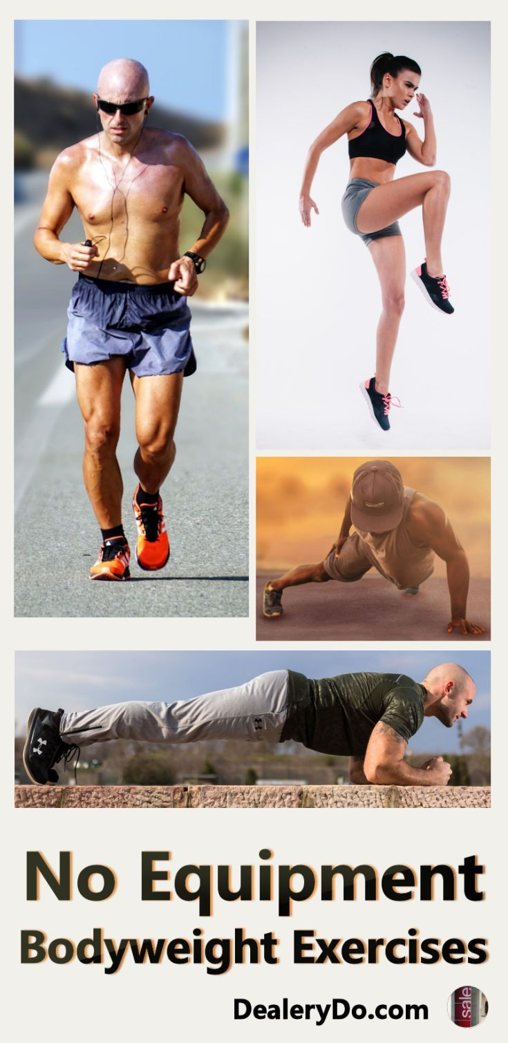Can You Build Muscle Using Just Bodyweight Exercises Bodyweight workout Exercise Body weight