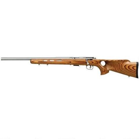 Savage 17 Series Model 93r17 Btv Left Handed Bolt Action