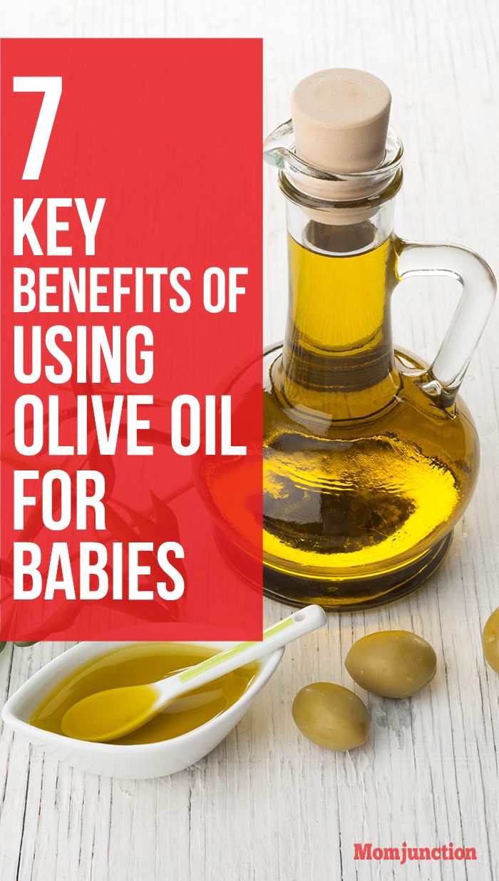 7 key benefits of using olive oil for babies | olive oil