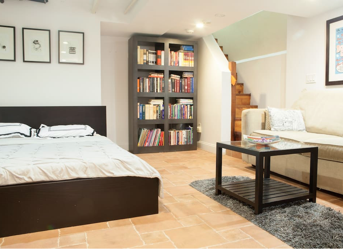 Photo of 14 Tips for a Cozy Basement Bedroom
