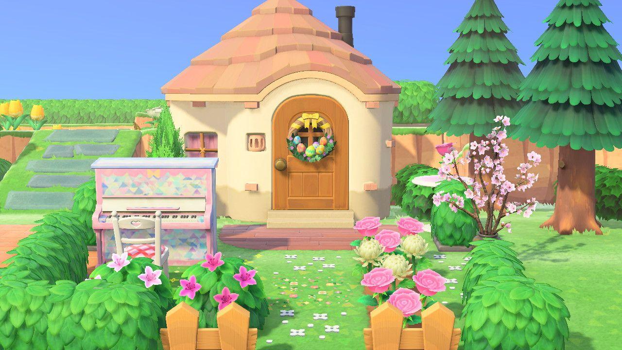 Exterior House Design Cookie Animal Crossing House ... on Kitchen Counter Animal Crossing  id=28146