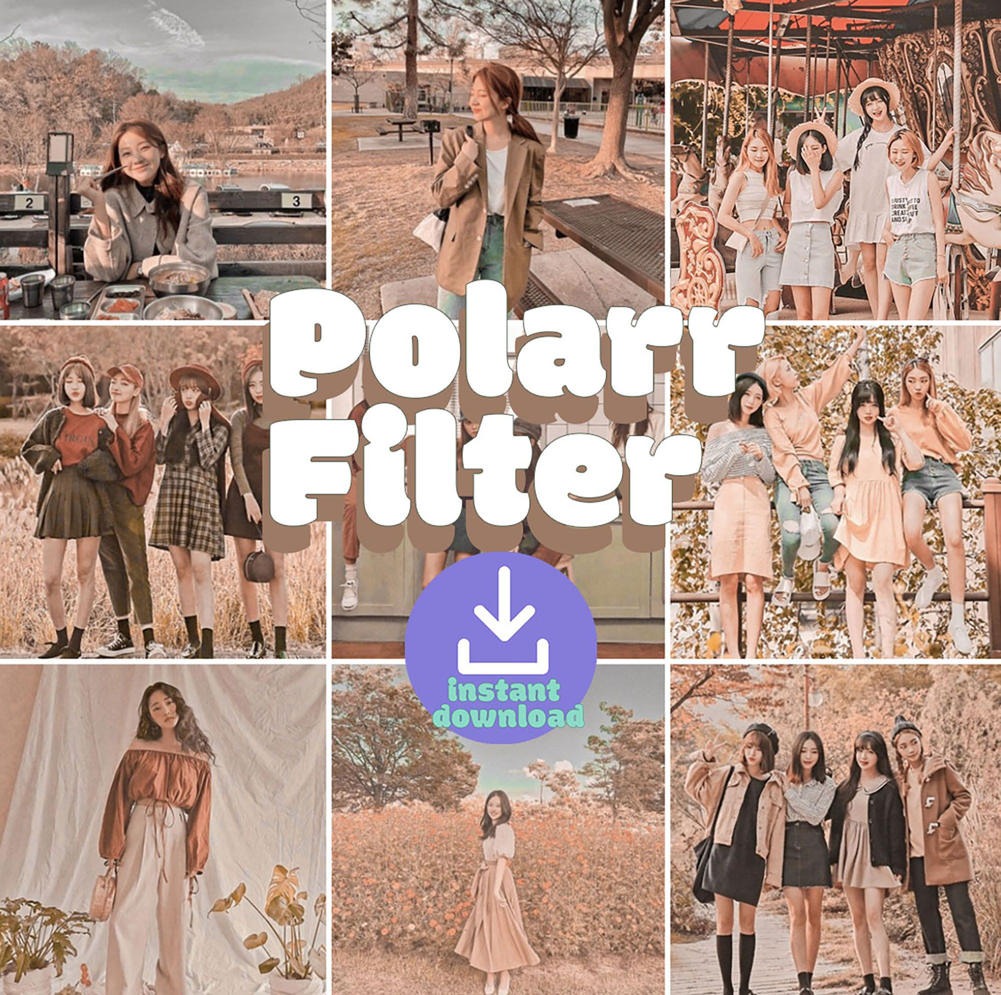 Polarr Filters Polarr Code Filter Instant Download Color Preset For Polarr Photo Editor Vintage In 2020 Photo Editing Apps Photo Editing Free Photo Editing
