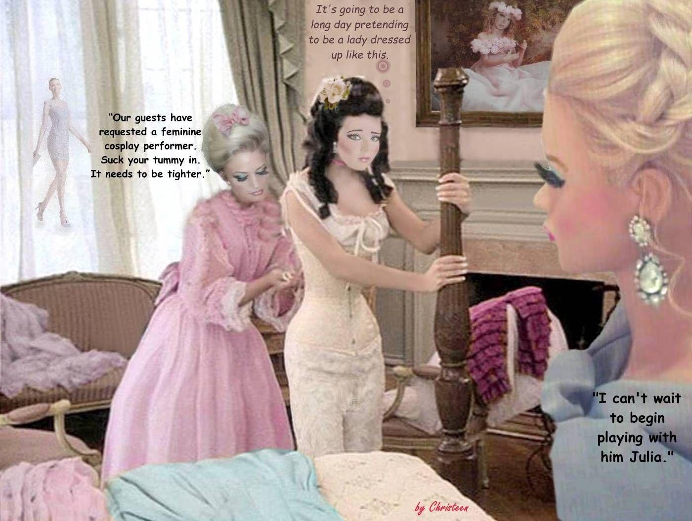 Punishment sissy Petticoat Discipline