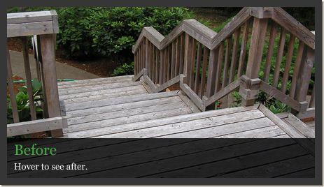 Cascade Restores – Roof Care, Log Home Care, Siding & Deck ...