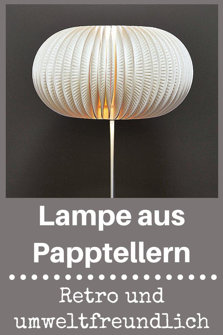 Lampe Aus Plastikbechern Lampenschirm Stehlampe Diy