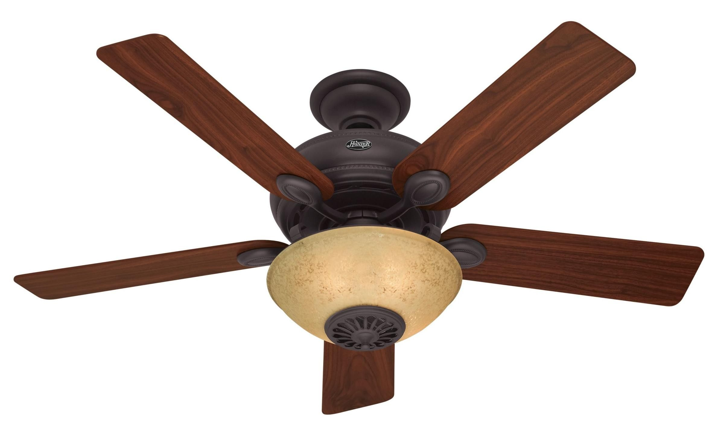 Hunter Heated Ceiling Fans o