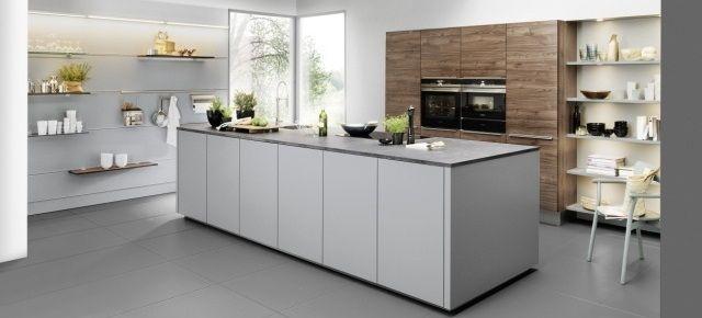 Kuchnia z linii Artwood\/Feel, Nolte Küchen, Nowoczesne kuchnie z - nolte küchen bilder