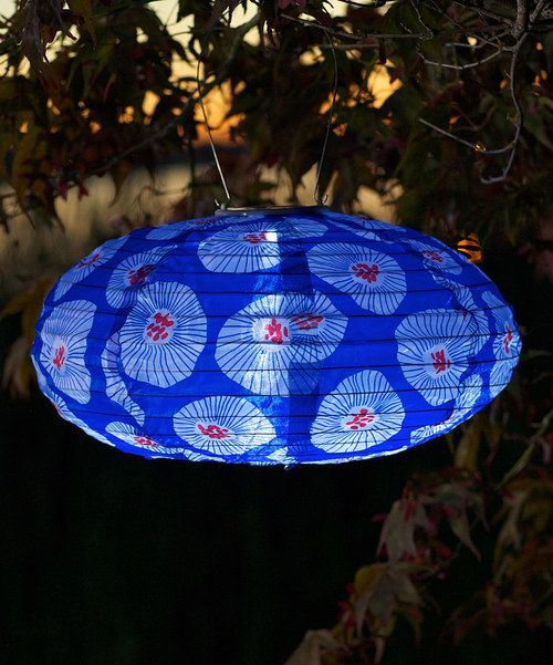 Look at this Japanese Seeds Printed Soji Solar Lantern on #zulily today!