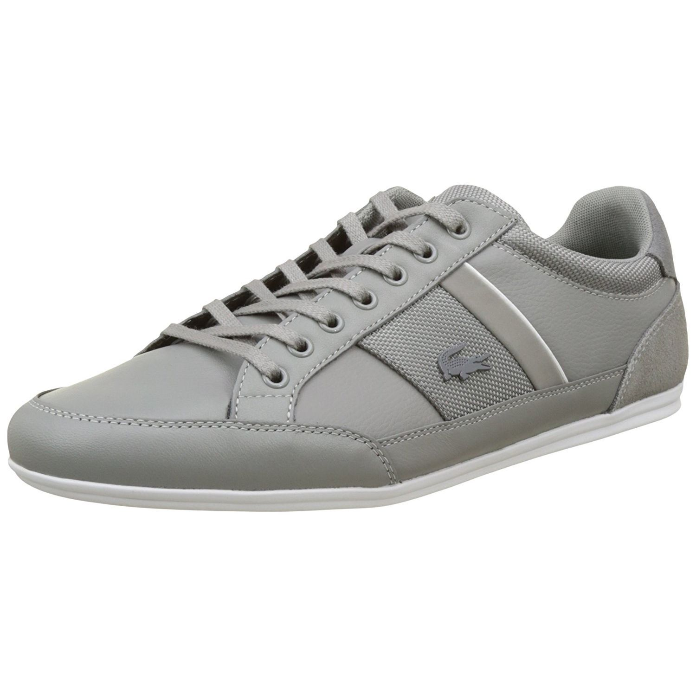 Buty Meskie Lacoste Chaymon 116 Szare 40 5 47 40 5 6824963787 Oficjalne Archiwum Allegro Lacoste Shoes Sneakers