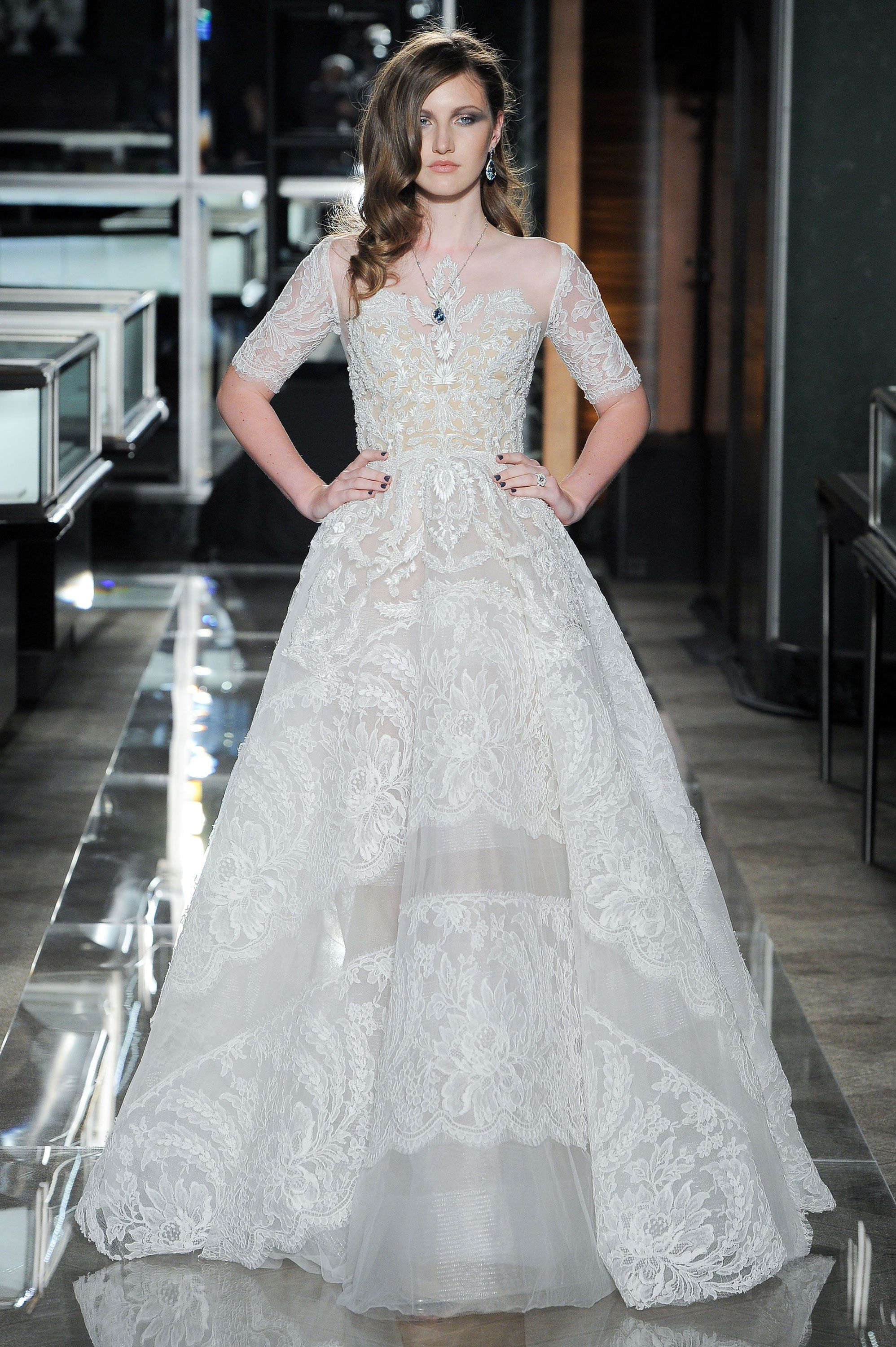 9ddcad8bd2a6 Bridal #fashion review: Reem Acra took us out for delicious Breakfast at  Tiffany's